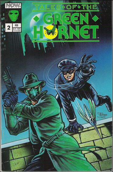 Tales of the Green Hornet (1992/01) 2-A by Now Comics