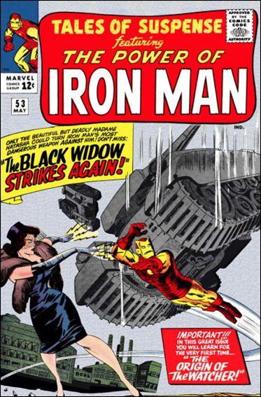 Tales of Suspense (1959) 53-A by Marvel