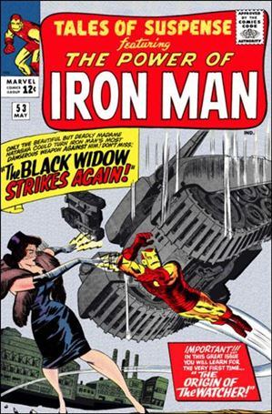 Tales of Suspense (1959) 53-A