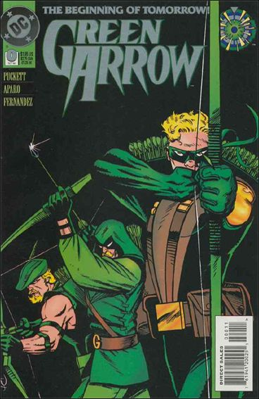 Green Arrow (1988) 0-A by DC