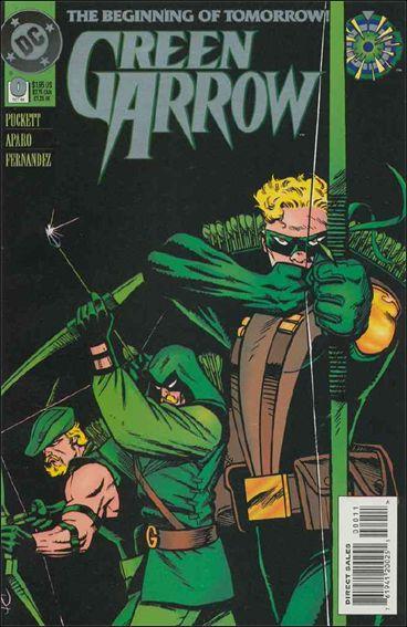 Green Arrow (1988) 0-A by DC