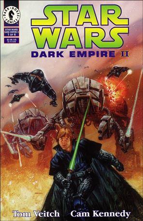 Star Wars: Dark Empire II 1-A