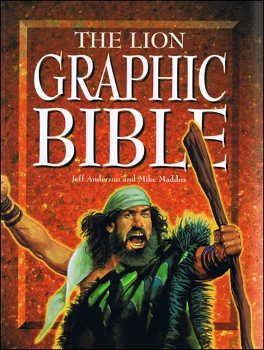 Lion Graphic Bible 1-A by Lion Book