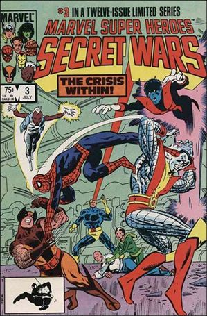 Marvel Super Heroes Secret Wars 3-A