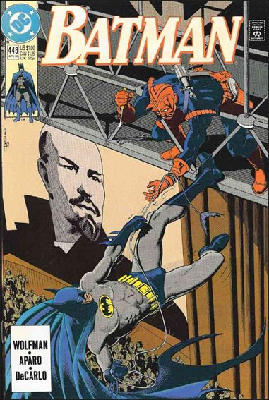 Batman (1940) 446-A by DC
