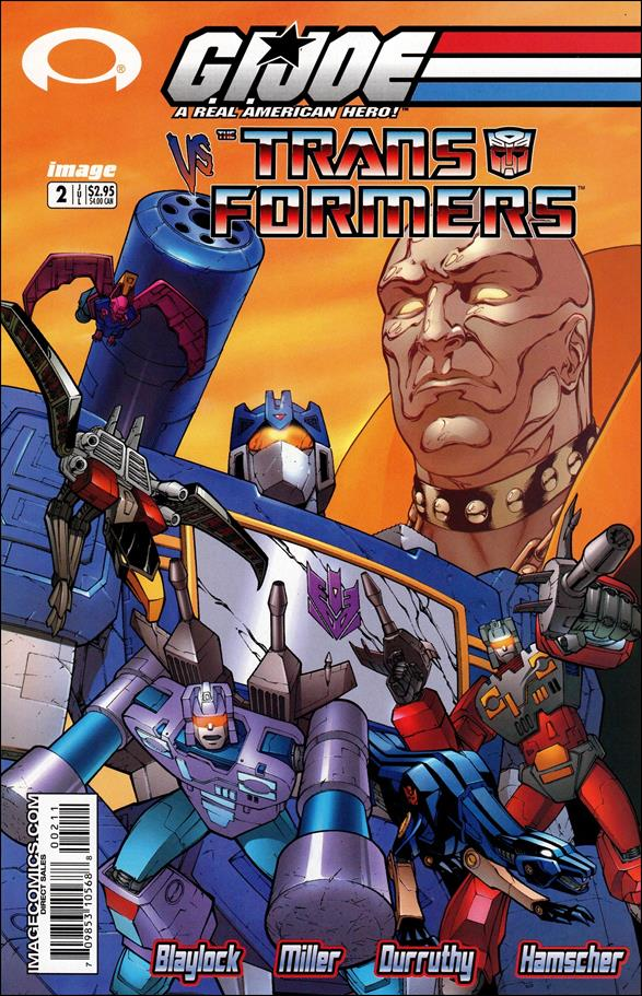 G.I. Joe vs the Transformers (2003) 2-A by Image