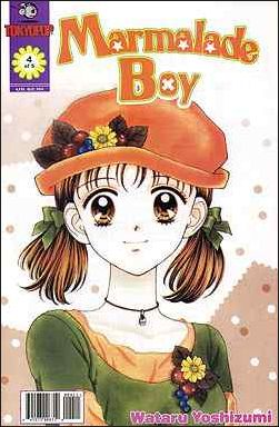 Marmalade Boy Comic 4-A by Tokyopop