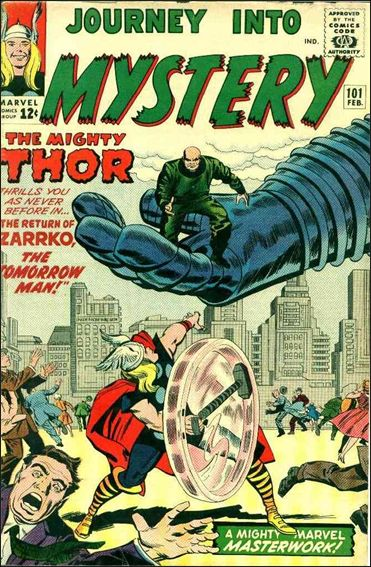 Journey into Mystery (1952) 101-A by Marvel