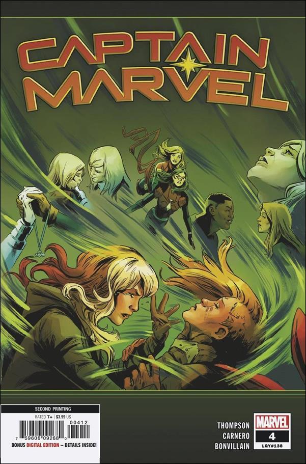 Captain Marvel (2019) 4-C by Marvel