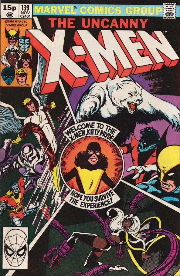 X-Men (1963) 139-B by Marvel