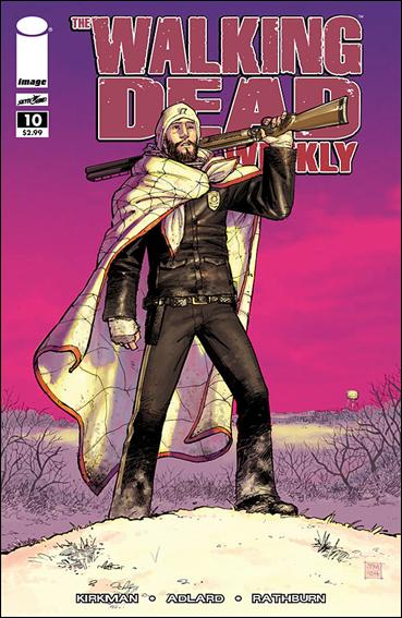 Walking Dead Weekly 10-A by Image