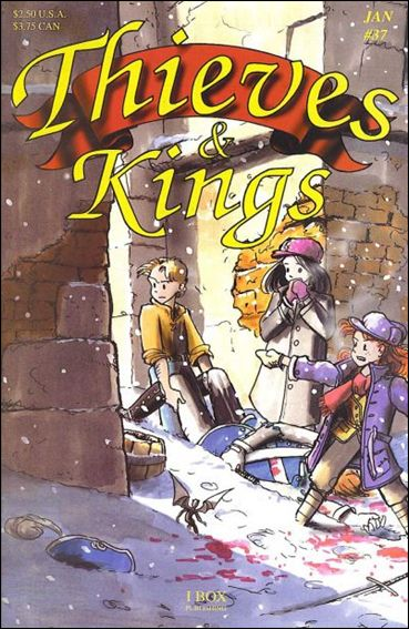 Thieves and Kings 37-A by iBox