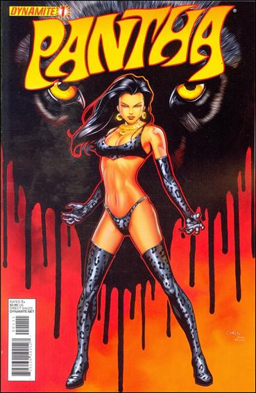 Pantha 1-A by Dynamite Entertainment