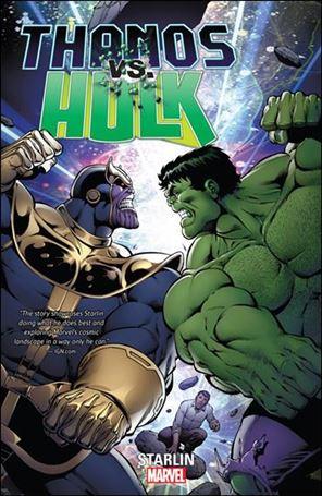 Thanos vs Hulk 1-A