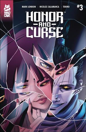Honor and Curse 3-A