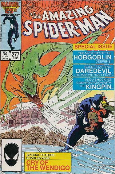 Amazing Spider-Man (1963) 277-A by Marvel