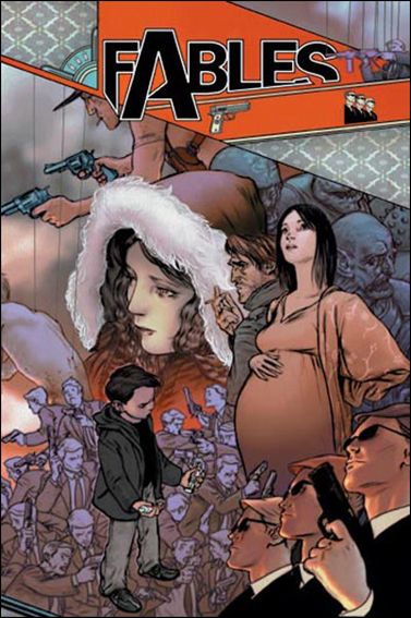 Fables 4-F by Vertigo