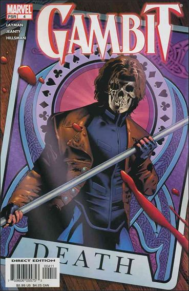 Gambit (2004) 4-A by Marvel