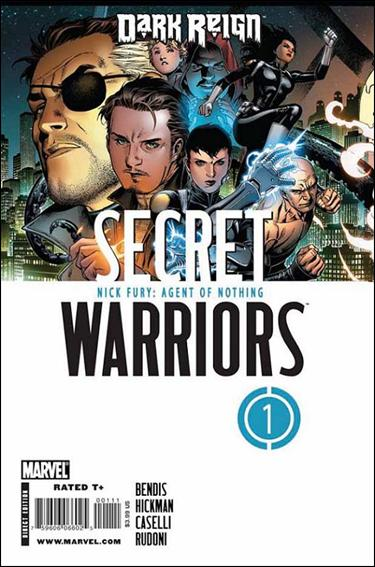 Secret Warriors 1-A by Marvel