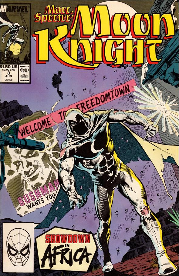 Marc Spector: Moon Knight 3-A by Marvel