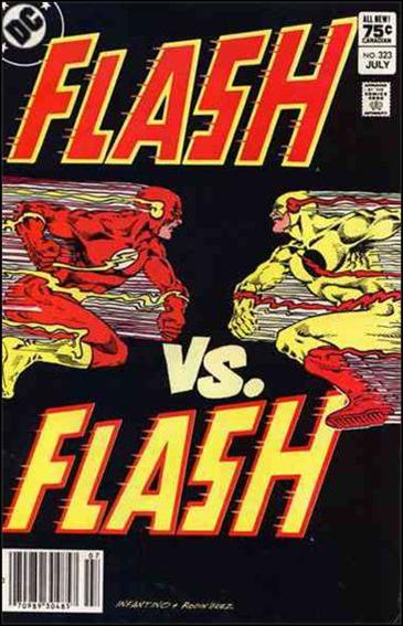 Flash (1959) 323-B by DC