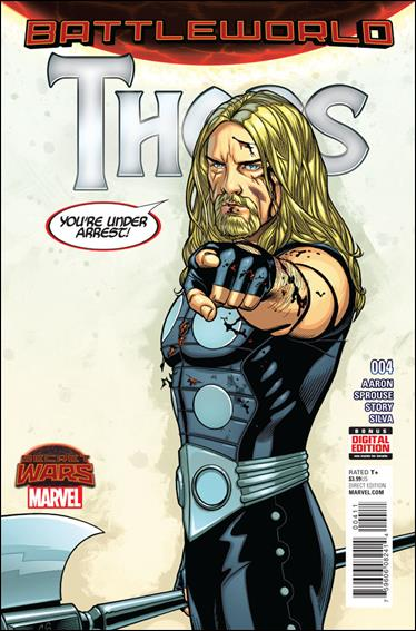 Thors 4-A by Marvel