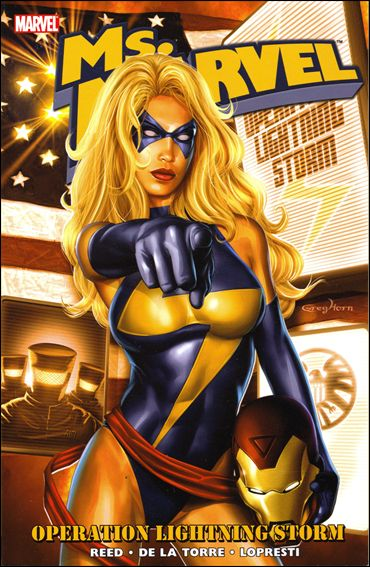 Ms. Marvel (2007) 3-A by Marvel