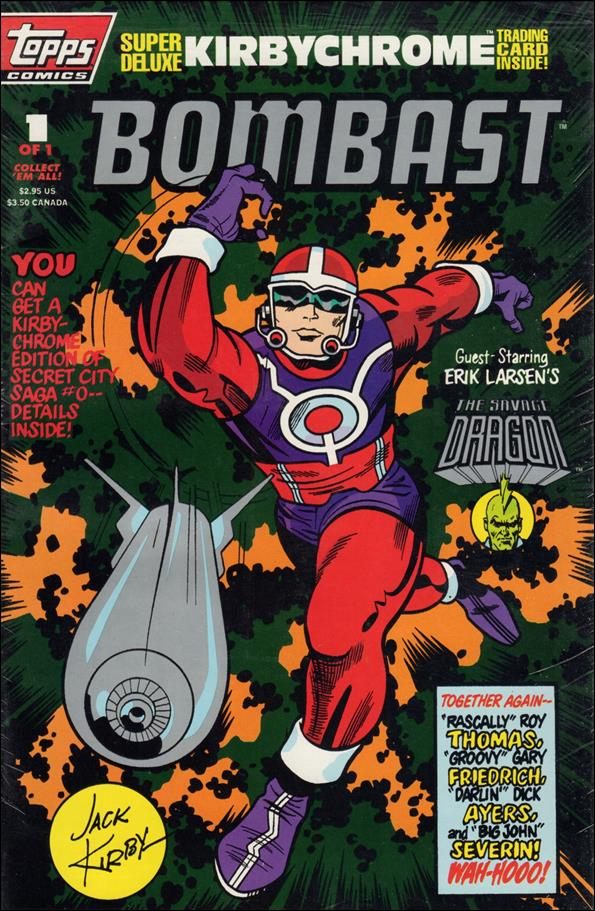 Bombast 1-B by Topps