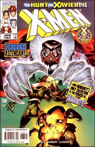 X-Men (1991) 83-A by Marvel