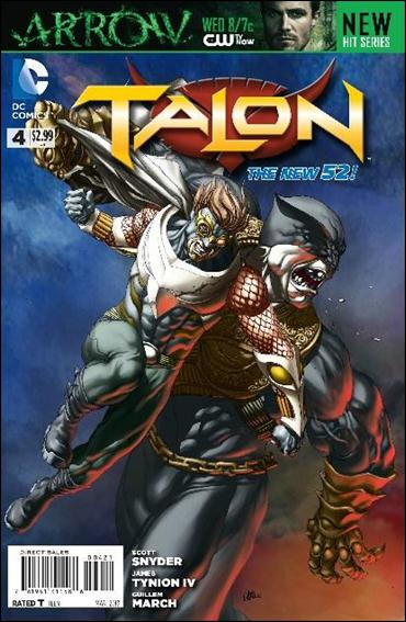 Talon (2012) 4-B by DC