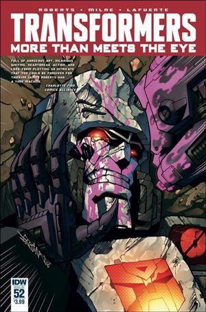 Transformers: More Than Meets the Eye (2012) 52-A