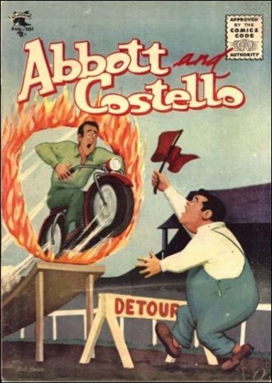 Abbott and Costello (1948) 31-A by St. John