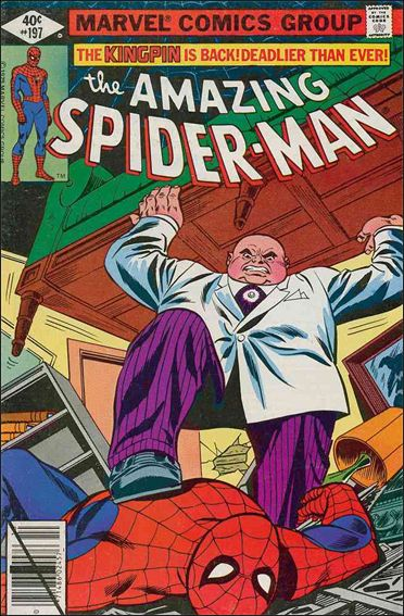 Amazing Spider-Man (1963) 197-A by Marvel