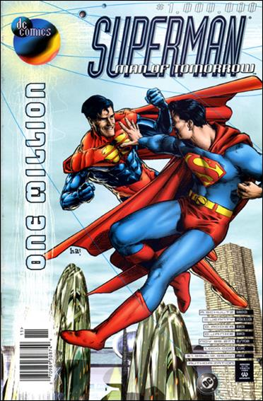 Superman: The Man of Tomorrow 1,000,000-A by DC