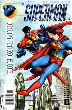Superman: The Man of Tomorrow 1,000,000-A