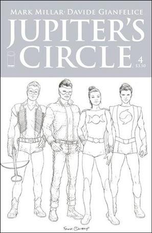 Jupiter's Circle 4-C
