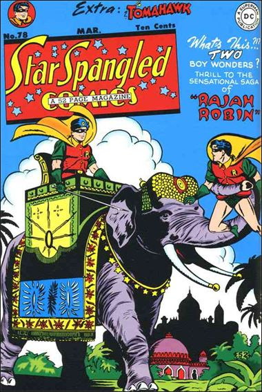 Star Spangled Comics (1941) 78-A by DC