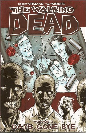 Walking Dead 1-C by Image