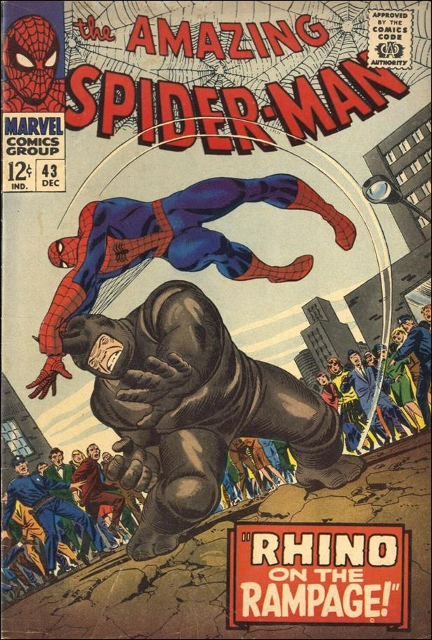 Amazing Spider-Man (1963) 43-A by Marvel