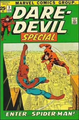 Daredevil Annual 3-A
