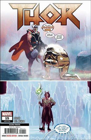 Thor (2018) 15-C