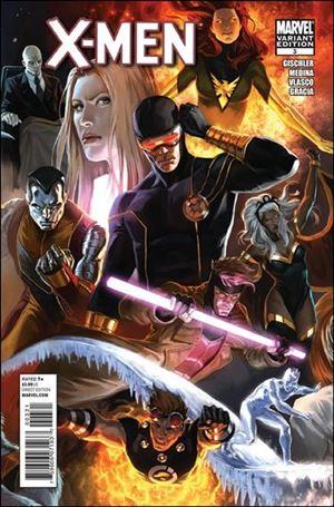 X-Men (2010) 3-C