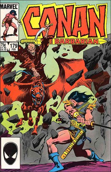 Conan the Barbarian (1970) 179-A by Marvel