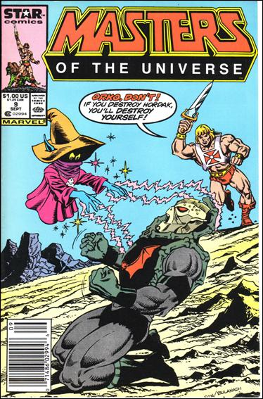 Masters of the Universe (1986) 9-A by Star