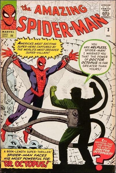 Amazing Spider-Man (1963) 3-B by Marvel