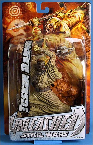 Star Wars: Unleashed Tusken Raider by Hasbro