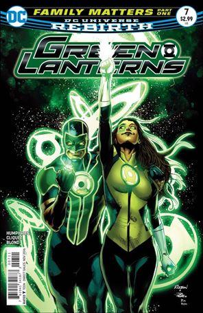 Green Lanterns 7-A