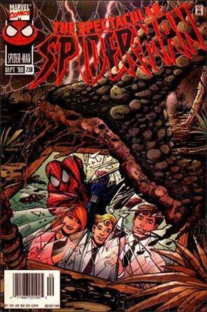 Spectacular Spider-Man (1976) 238-A