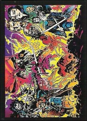 Ghost Rider II (Base Set)  56-A by Comic Images