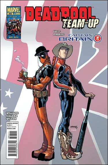 Deadpool Team-Up (2010) 893-A by Marvel